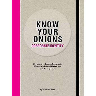 Know Your Onions - Corporate Identity - Get your Head Around Corporate