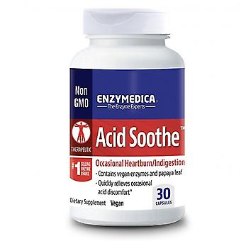 Enzymedica Acid Soothe Capsules 30 (31060)