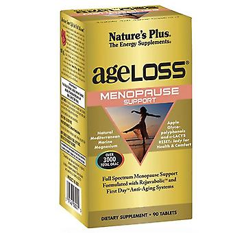 Nature's Plus Ageloss Menopause Tabs 90 (8027)