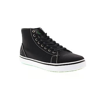 Emeril Lagasse Read Canvas  Mens Black Casual Fashion Sneakers Shoes