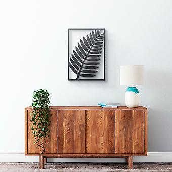 Metal Wall Art - Leaf