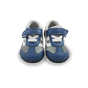 Pediped cliff grey and blue shoes
