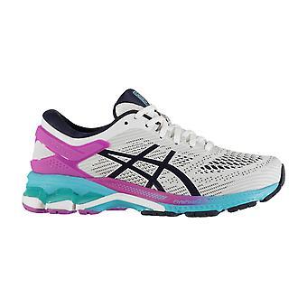 Asics جل كيانو 26 السيدات أحذية الجري