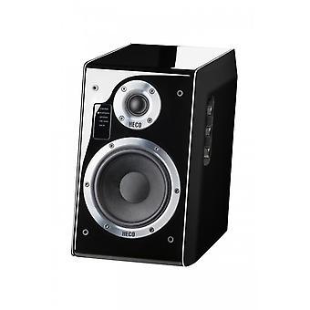 Ascada 2,0, fuld aktiv Bluetooth stereo højttaler sæt, sort, 1 par