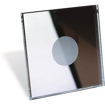 Lámpara construida con espejo de color Ciara, L7.7xP3xA7.7 cm