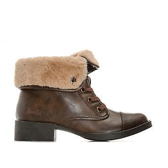 Women's Blowfish Malibu Karona Boots in Brown
