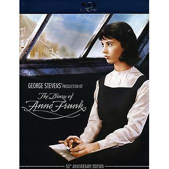 Diario di importazione USA Anne Frank [Blu-ray]