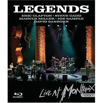 Legends-Live at Montreux 1997 [BLU-RAY] USA import