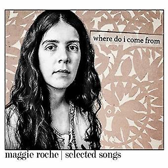 Maggie Roche - Where Do I Come From [CD] USA import