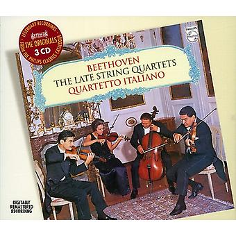 L.V. Beethoven - Beethoven: The Late String Quartets [CD] USA import