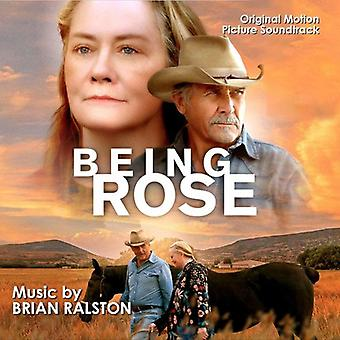 Being Rose (Original Motion Picture Soundtrack) [CD] USA import