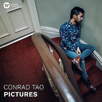 Conrad Tao - foto's [CD] USA importeren