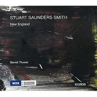 Smith / Thurner - New England [CD] USA import