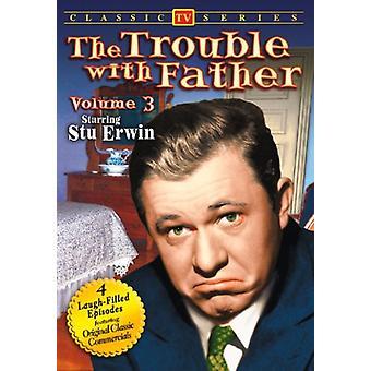 Ongelmia isä: Vol. 3 [DVD] Yhdysvallat tuoda