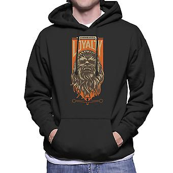 Star Wars Chewbacca Loyalty Men-apos;s Sweatshirt à capuchon