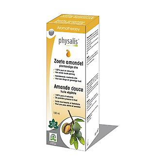 Sweet Almond Oil Bio 100 ml