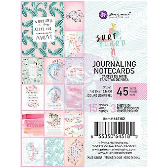 Prima Marketing Surfbräda 3x4 Tums Journalkort