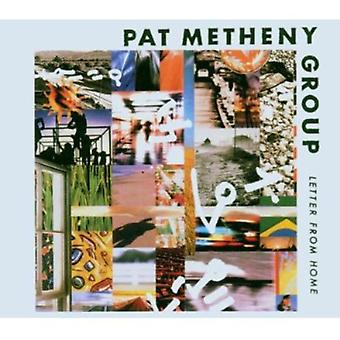 Pat Metheny Group - Letter From Home [CD] USA import