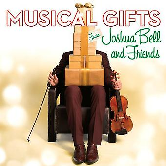 Joshua Bell - Musical Gifts From Joshua Bell and Friends [CD] USA import