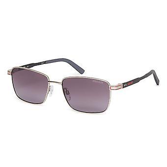 Ducati Unisex Sunglasses Square Design Metal Frame Coloured Tinted Lenses