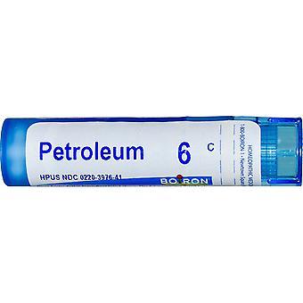 Boiron, Single Remedies, Petroleum, 6C, Approx 80 Pellets