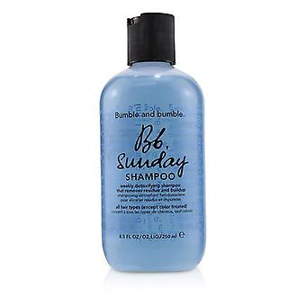 Bumble and Bumble Bb. Sunday Shampoo (All Hair Types - Except Color Treated) 250ml/8.5oz