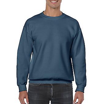 GILDAN G18000 Heavy Blend Sweatshirt in Indigo Blue