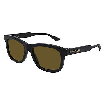 Gucci GG0824S 003 Black/Brown Sunglasses
