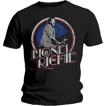 Lionel Richie Live Official Tee T-Shirt Unisex