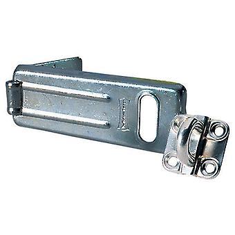 Master Lock Smeedijzeren staal hasp 115mm MLK704