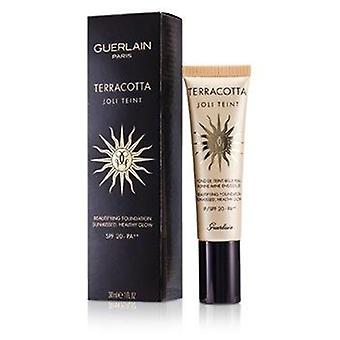 Terracotta Joli Teint Beautifying Foundation SPF 20 - # Medium 30ml or 1oz