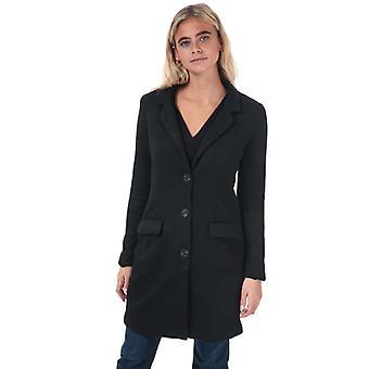 Women's Jacqueline de Yong Besty Fall Jacket in Black