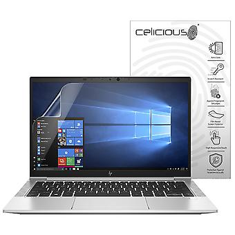 Celicious Matte Anti-Glare Screen Protector Film Compatible with HP EliteBook 830 G7 [Pack of 2]