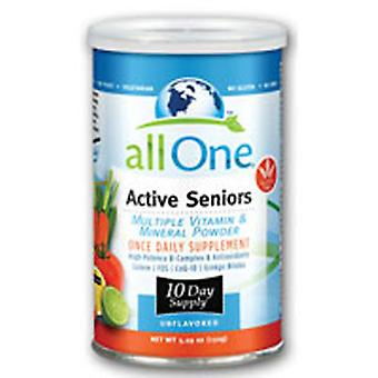 All One Active Seniors Formula 10 Day Supply, 5,23 Oz
