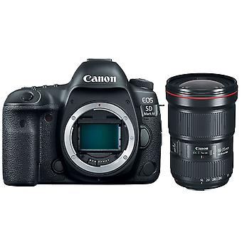 CANON EOS 5D IV - EF 16-35MM F2.8L III USM