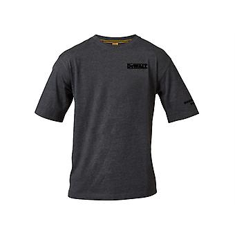 DEWALT Typhoon Charcoal Grey T Shirt Large DEWTYPHL