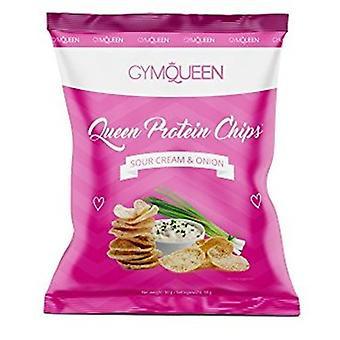 GymQueen Queen Chips 6x50 gr