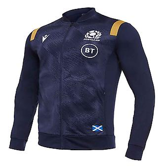 2020-2021 Chaqueta Scotland Anthem (Navy)