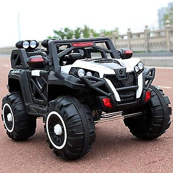 Four-wheel Drive Electric Ride On, Remote Control Car