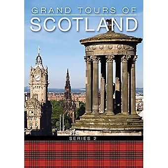 Grand Tours of Scotland (Series 2) [DVD] USA import