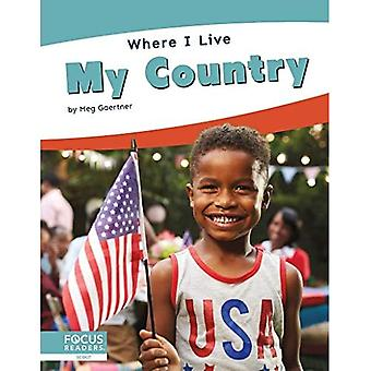 Where I Live: My Country