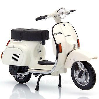 Maisto Scooter 1:18 Vespa PK 125 Automatica 1984 Blanco