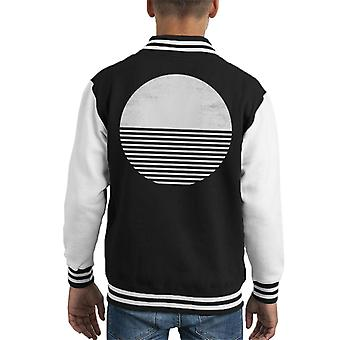 Moonshine Art Kid's Varsity Jacket