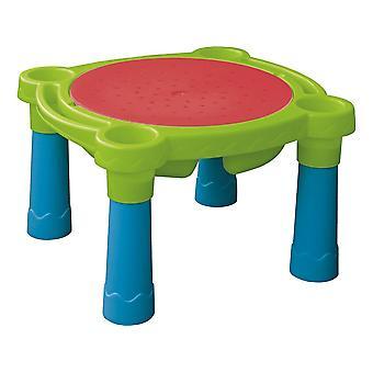 """Stół do gier z piaskiem i wodą """"Plouf Plouf"""" - 0,73 x 0,66 x 0,44 m"""