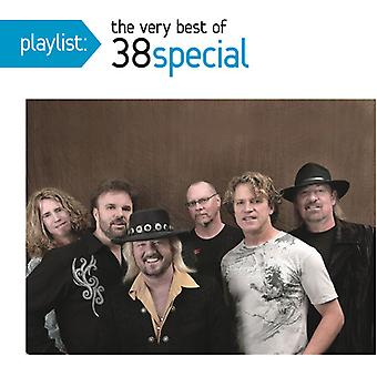 38 Special - Playlist: The Very Best of 38 Special [CD] USA import
