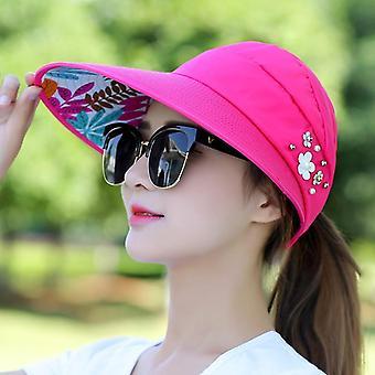 Summer Beach Casual Outdoor Sun Hat.