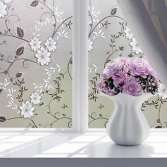 Self Adhesive Window Film Sticker Fensterfolie, Window Bathroom Sliding Glass