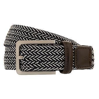 BRAX Belt Men's Belt Textile Belt Belt Stretch Belt Blue 4690