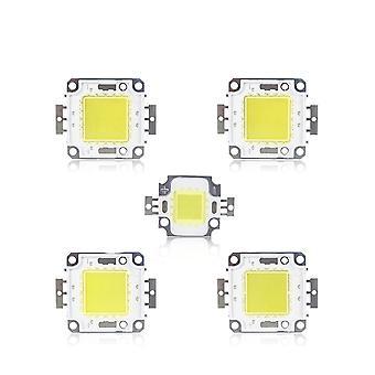 Cob Led Chip Dc 9-12v 30-36v integrert matrise diode perler flomlys høy