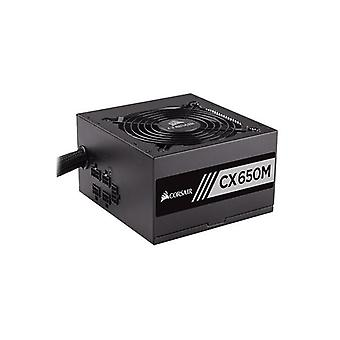 Corsair Cx650M 650W 80 Plus Bronze Semi Modular Power Supply